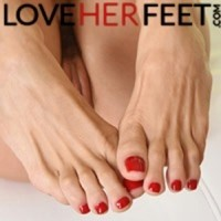 Channel Love Her Feet