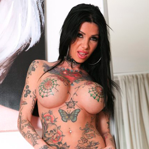 Pornstar Megan Inky