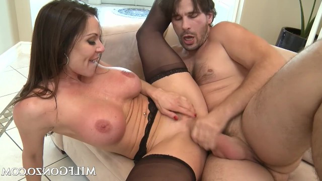 Best milf Kendra Lust had a nice time with a man and fucked with him