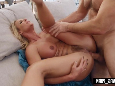 Horny man thoroughly fucked anal of blonde milf Phoenix Marie