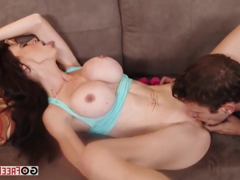 Hot slim milf McKenzie Lee had fun with her neighbor fucking in pussy