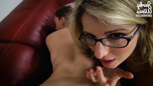 Mature chicks Cory Chase and Melanie Hicks realized the man's dreams in group sex