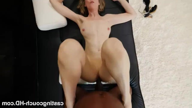 Mature milf had heard about the casting and went there to have sex with a black guy