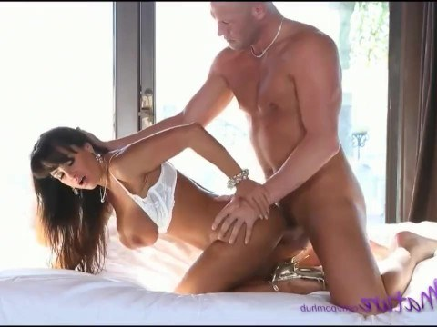 Mature mother with juicy forms passionately fucked in her wet pussy
