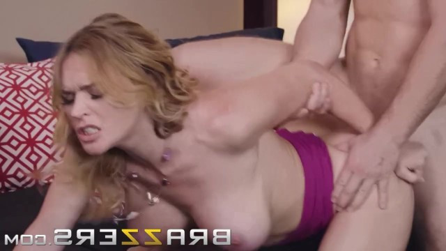 Mature stepmom Krissy Lynn needs a hot sex with her stepson