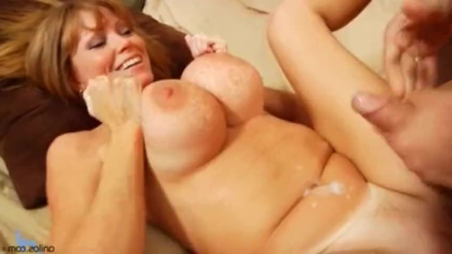 Pure mature milf Darl Crane takes the best poses on the dick of horny guy