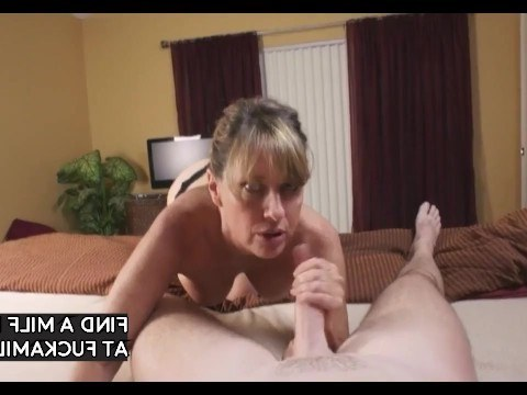 Stepmom teaches her son adult life having hardcore sex with him